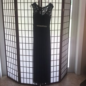 Dark Blue bridesmaid dress size 0